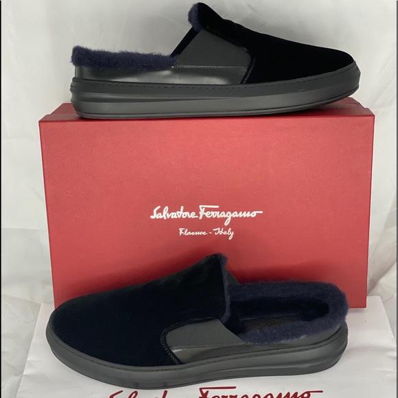 Authentic Salvatore Ferragamo Douglas 3 slip